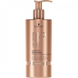 BM Keratin Restore Bonding Cleansing Conditioner - 500 ml