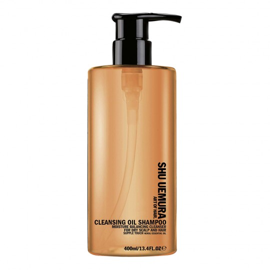 Cleansing Oil Moisture Balancing Shampoo - 400 ml