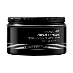 Brews Maneuver Cream Pomade - 100 ml