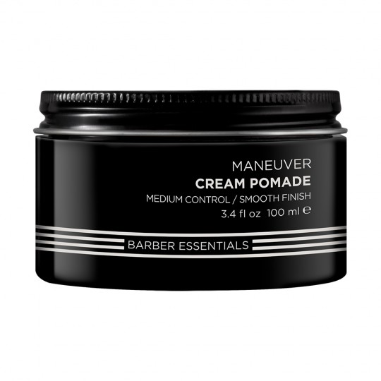 Maneuver Cream Pomade - 100 ml