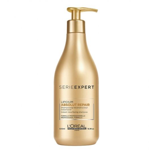 Absolut Repair Lipidium Shampoo - 500 ml