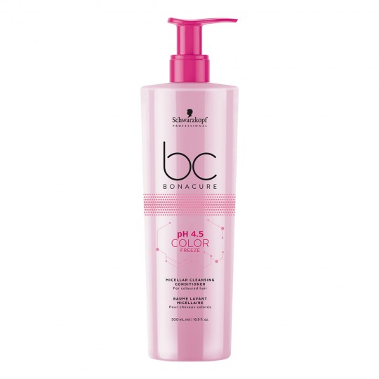 pH 4.5 Color Freeze Micellar Cleansing Conditioner - 500 ml