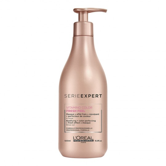 Vitamino Color Fresh Feel Masque - 500 ml
