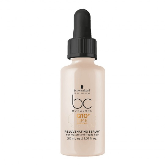 Q10+ Time Restore Rejuvenating Serum - 30 ml
