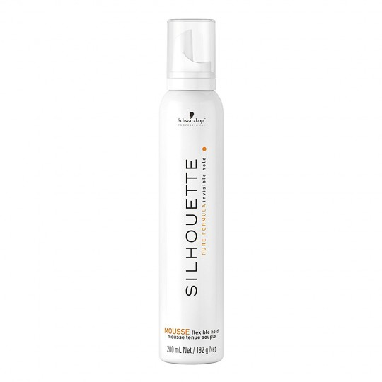 SILHOUETTE Flexible Hold Mousse - 200 ml