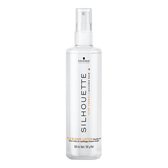 SILHOUETTE Flexible Hold Styling & Pflege Lotion - 200 ml