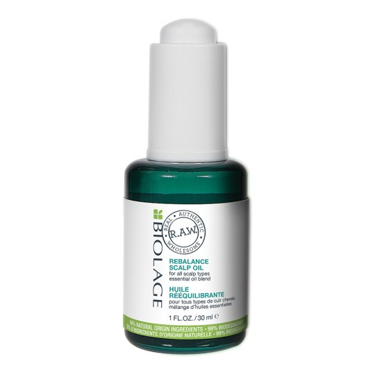R.A.W. Rebalance Scalp Oil - 30 ml