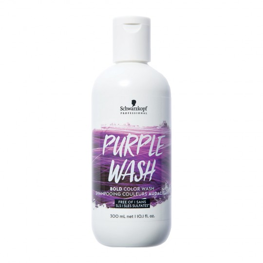 Bold Color Wash Purple - 300 ml