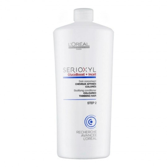 Serioxyl Bodyfying Conditioner Coloured Thinning Hair - 1000 ml