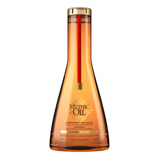 Mythic Oil Thick Hair Shampoo - 250 ml