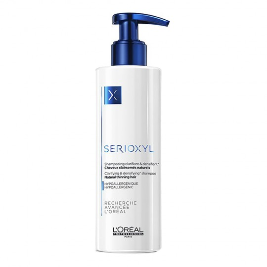 Serioxyl Clarifying Shampoo Natural Hair - 250 ml