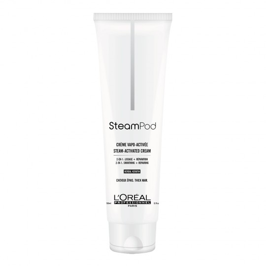 Cream Steampod Pro Keratin - 150 ml