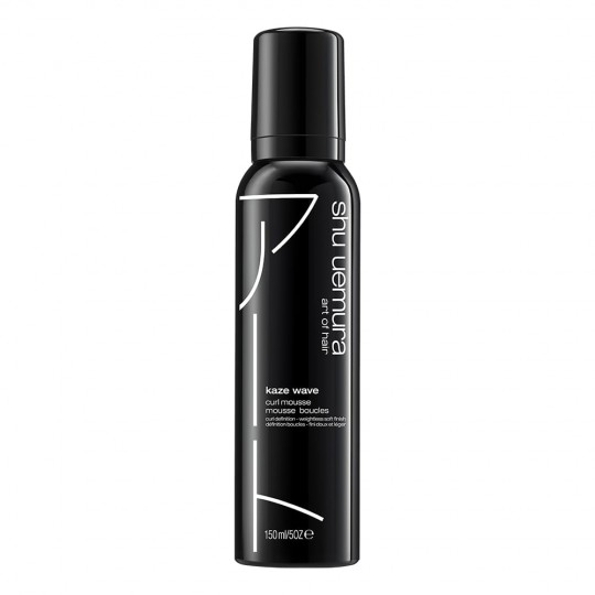 Kaze Wave Texturizing Curl Foam - 150 ml