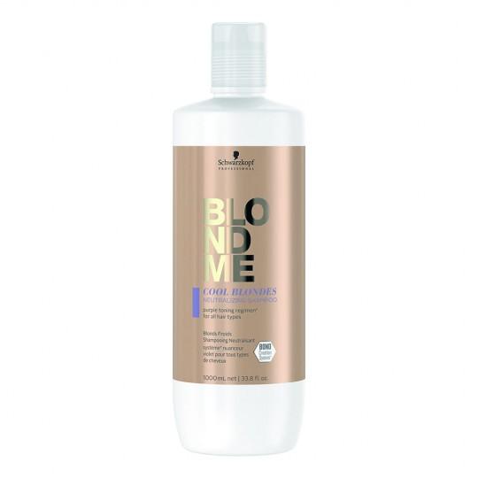 BM Shampoo Cool Ice 1000- ml