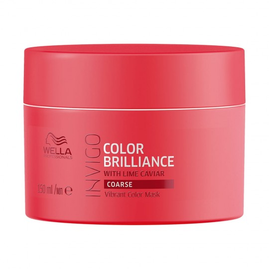 Vibrant Color Mask - Coarse Hair