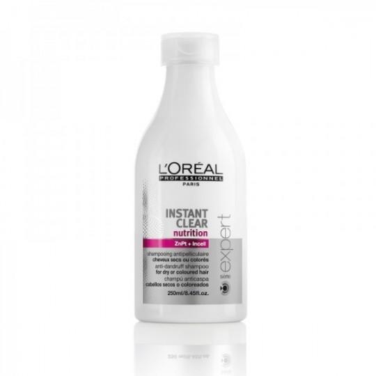 Champú Intant Clear  Nutrition - 250 ml