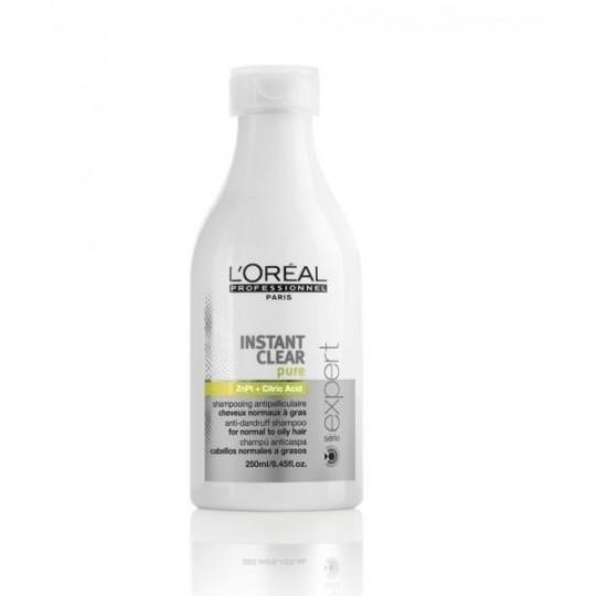 Champú Intant Clear  Pure - 250 ml