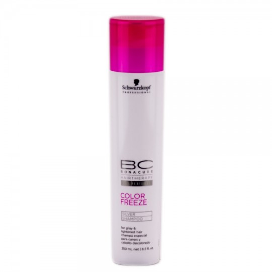 BC Color Freeze Champú Especial Canas - 250 ml