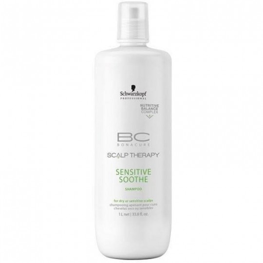 BC Scalp Therapy Sensitive Soothe - 1000 ml