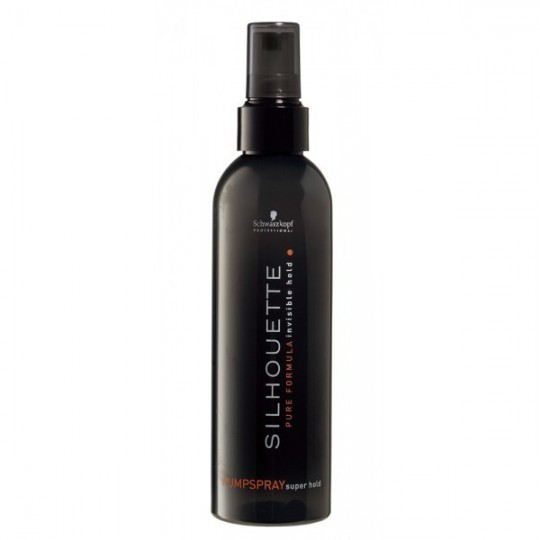 SILHOUETTE Super Hold Spray No Aerosol - 200 ml