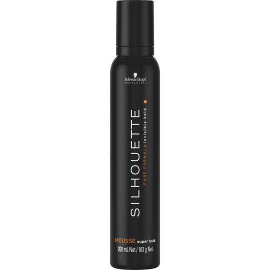 SILHOUETTE Super Hold Espuma- 200 ml