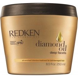 Diamond Oil Mascarilla Deep Facets - 250 ml