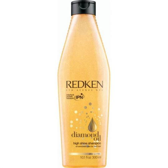 Diamond Oil Champú High Shine - 300 ml