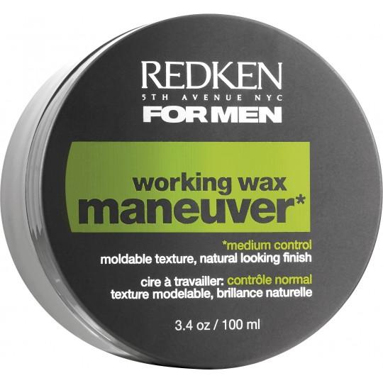 FM Maneuever Working Wax - 100 ml