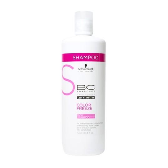 BC Color Freeze Rich Champú - 1000 ml