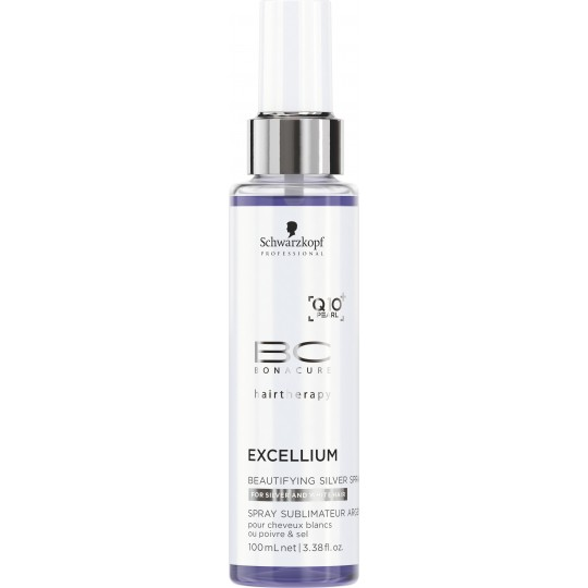 BC Spray Embellecedor Plata - 100 ml