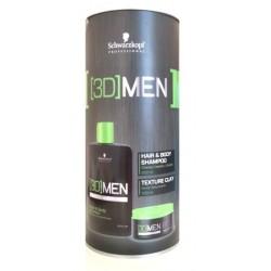 Pack: 3D MEN