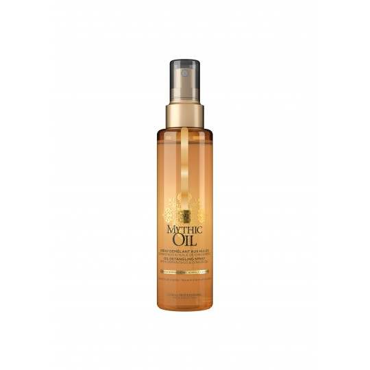 Spray Desenredante Mythic Oil C. Finos - 150 ml