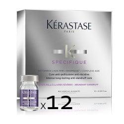 Tratamiento Anti-Caspa Intensivo - 12 x 6 ml