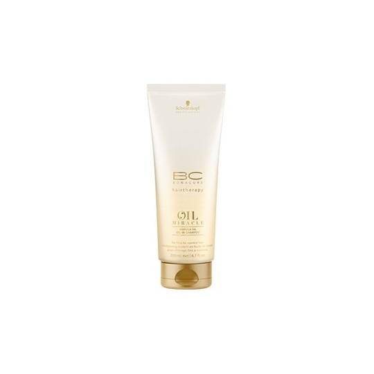 BC Oil Miracle Champú Cabellos Finos  - 200 ml