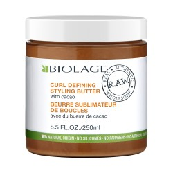 R.A.W. Curl Defining Styling Butter - 250 ml