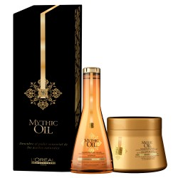 Pack Mythic Oil Cabellos Finos
