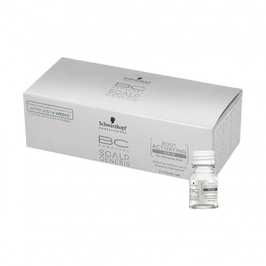 BC Scalp Genesis Root Activating Serum - 7 x 10ml