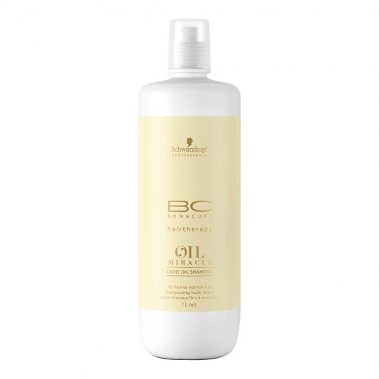 BC Oil Miracle Champú Cabellos Finos  - 1000 ml