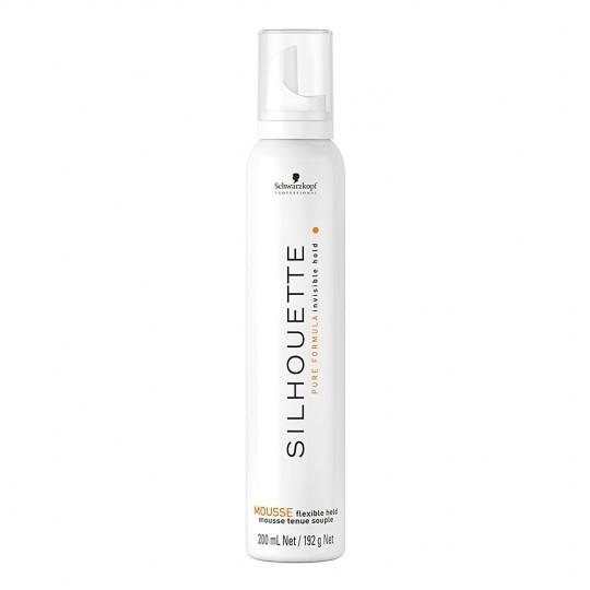 SILHOUETTE Flexible Hold Espuma - 200 ml