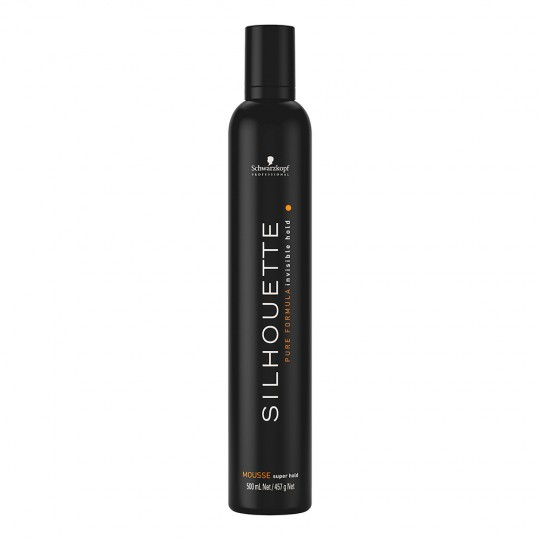 SILHOUETTE Super Hold Espuma- 500 ml
