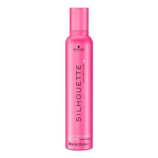 SILHOUETTE Color Brillance Mousse - 200 ml