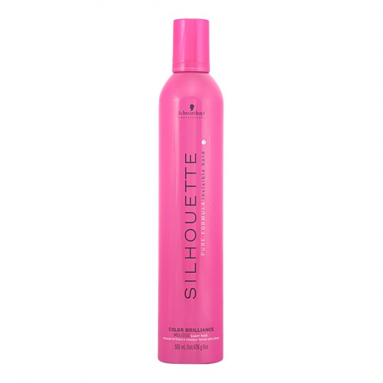 SILHOUETTE Color Brillance Mousse - 500 ml