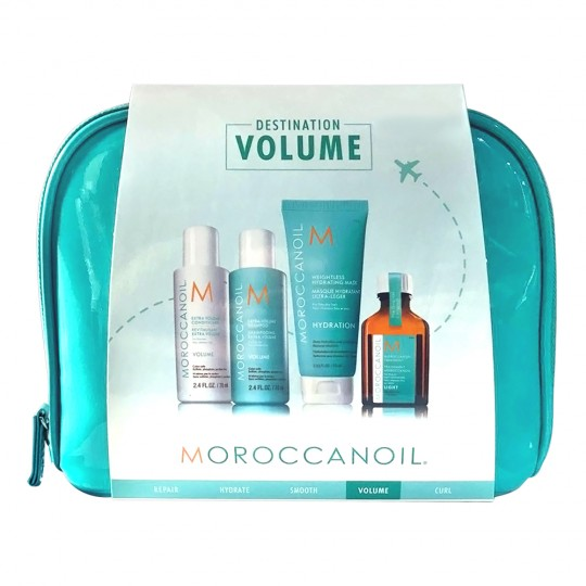Travel Kit Bag Volumen