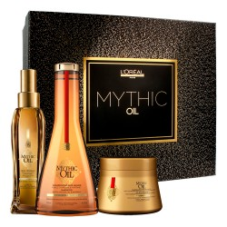 Pack Mythic Oil Cabellos Gruesos