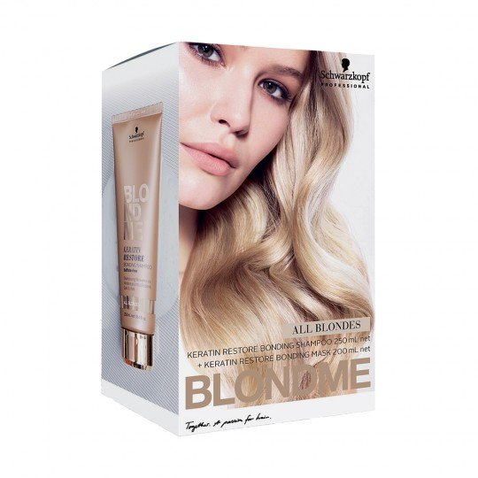 Blondme Pack: All Blondes