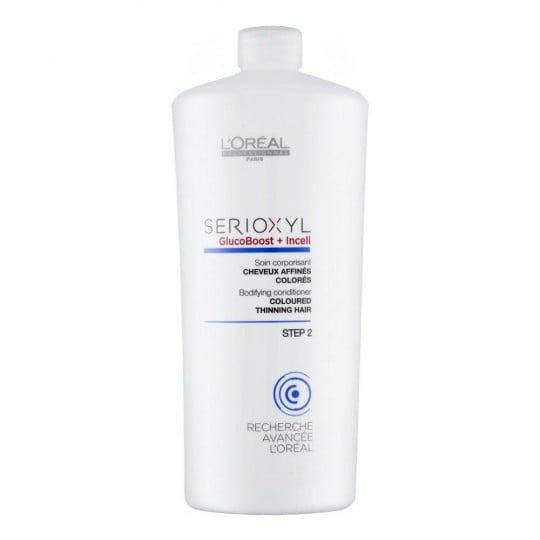 Serioxyl Acondicionador Corporizante Cabellos Coloreados - 1000 ml