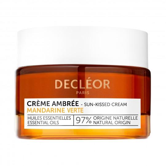 Crème Ambrée Mandarine Verte - 50 ml