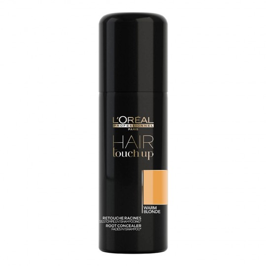Hair Touch-Up Rubio Cálido - 75 ml