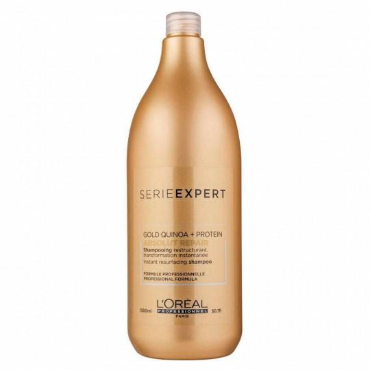 Champú Absolut Repair Gold - 1500 ml