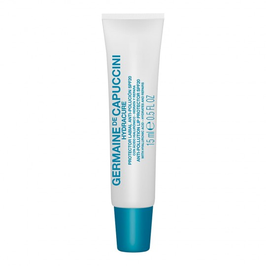Anti-Pollution Lip Protecting Balm SPF20 - 15 ml
